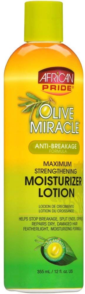African Pride - Olive Miracle Moisturizer Lotion