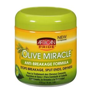 African Pride -  Olive Miracle