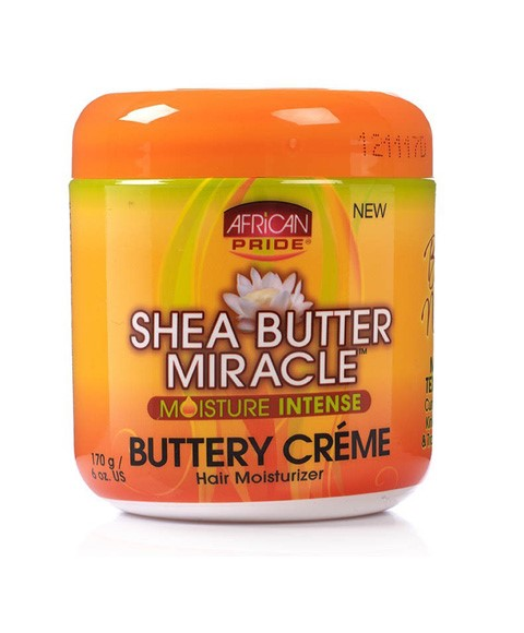 African Pride -  Shea Butter Miracle